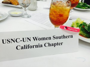USNC-UN Women SoCal Chapter