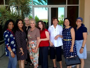 CEDAW Task Force after Laguna Woods Council passed CEDAW Resolution